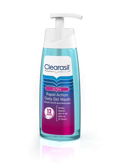 12 Best Products For Pores by Clearasil Ultra Rapid Acne Treatment