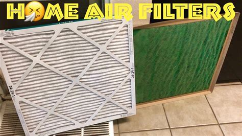 best air filter for home with allergen protection filters with hepa mpr or merv ratings