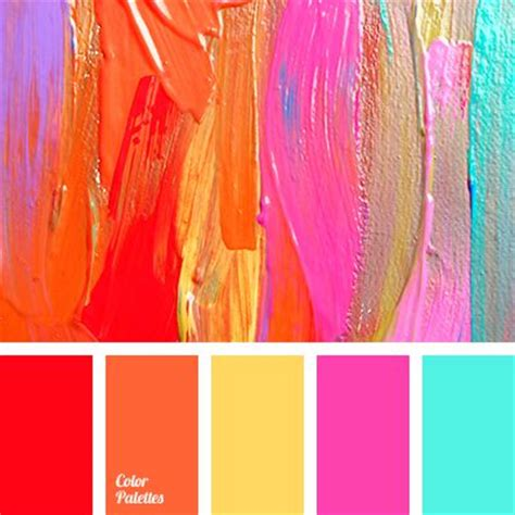 bright color combinations best 25 coral color schemes ideas on coral