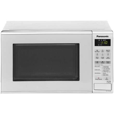Microwave Oven Panasonic Nn Sm322m panasonic nn k181mmbpq microwave ovens in silver