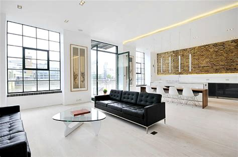 design apartment london housedesign modern white apartment on the heart of london