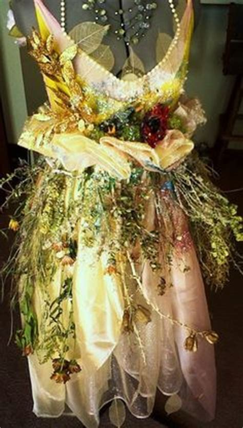 fairies closet on dress