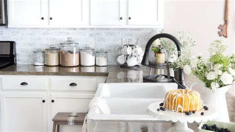 how to make a backsplash in your kitchen 7 diy kitchen backsplash ideas that are easy and inexpensive epicurious