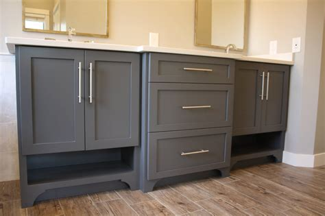 Bath Cabinets by Valley Custom Cabinets Bathroom Vanity