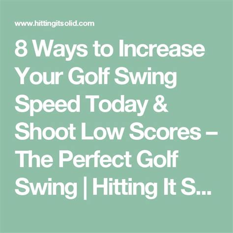 best way to increase swing speed best 25 golf swing speed ideas on pinterest gb golfers
