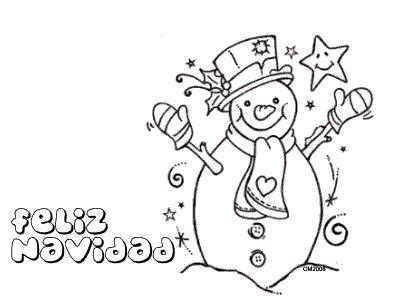 dibujos para tarjetas de navidad para ni241os dibujos de fel 237 z navidad para descargar gratis imprimir y pintar colorear im 225 genes