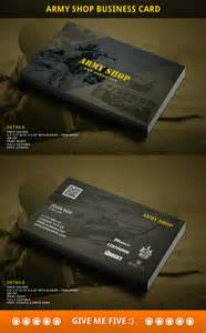 army business cards army shop business card design by harmonikas996 on deviantart
