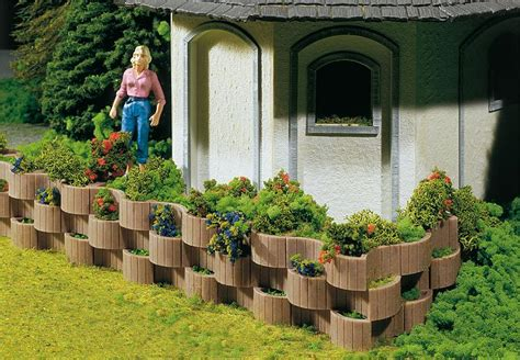 Retaining Wall Planter by Pola G Building Kits America S Best
