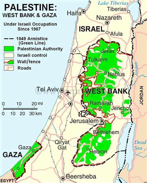 middle east map palestine palestinian map middle east maps map pictures