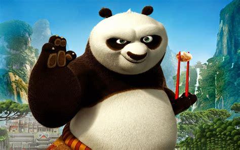 Panda Lucu gambar wallpaper kartun panda gudang wallpaper