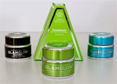 Glamglow Detox Mask by Glamglow Powermud Cleansing Mud Mask Review Flutter And