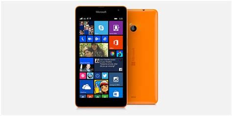 Microsoft Lumia 535 Specs microsoft lumia 535 specifications availability and price