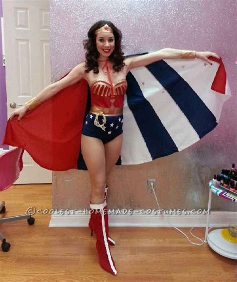 wonderwoman diy costume coolest costume costumes costumes and