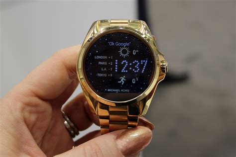Smartwatch Mk michael kors smart zapyle