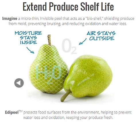 How To Extend Shelf Of Food by Edipeel Extend Shelf Upto 5x With Just A Spray