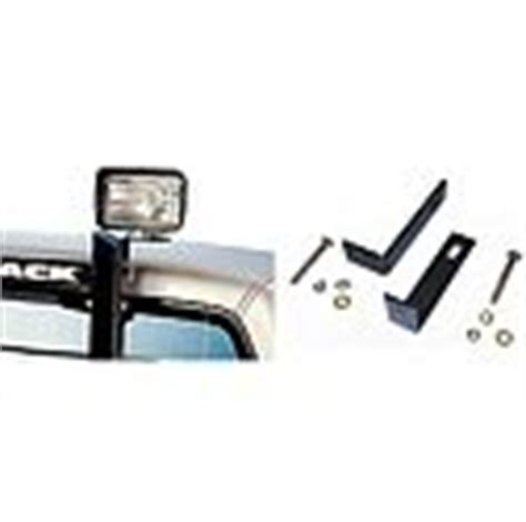 Back Rack Toolbox Mount by Backrack Truck Headache Rack With Toolbox Mounts For Ford