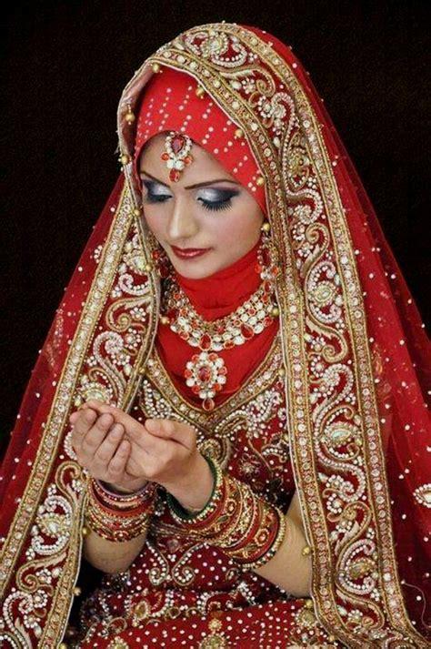 Gaun Pengantin India 4 Motif 4 model baju pengantin india muslim yang menawan info femina