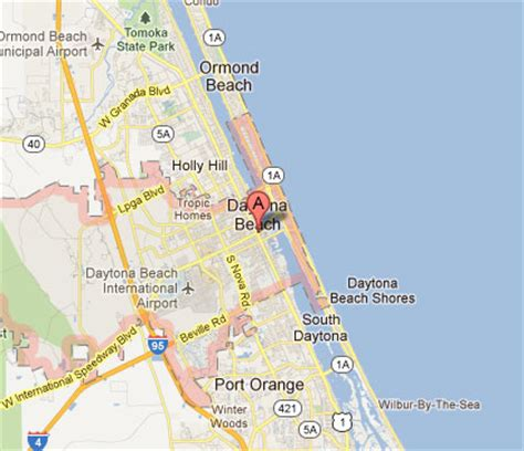 list of synonyms and antonyms of the word: daytona fl