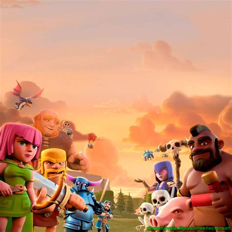 imagenes epicas de clash of clans clash royale wallpaper colecci 243 n hd fondos de escritorio