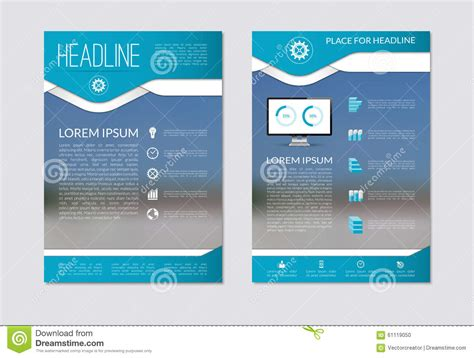 product promotion flyers bundle flyer template fonts and symbol logo