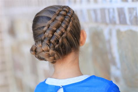 how to create a zipper braid updo hairstyles