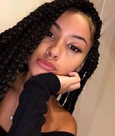 how many bags a hair for peotic jusitice braids 25 unique thick box braids ideas on pinterest box