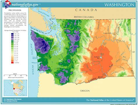 map  washington state  bc  travel information