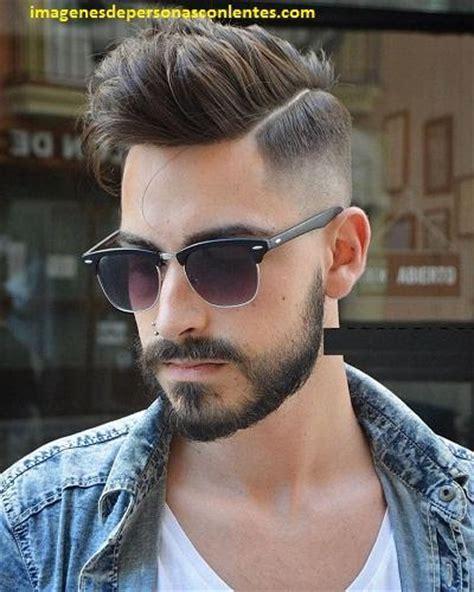 estilos de pelo corto hombre 4 estilos y cortes de cabello para hombres con gafas de