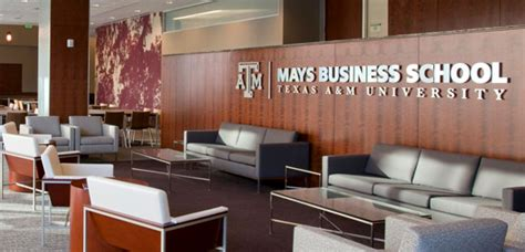 A M Mba Houston by Mays At Citycentre Mays Business School S Vision Is To