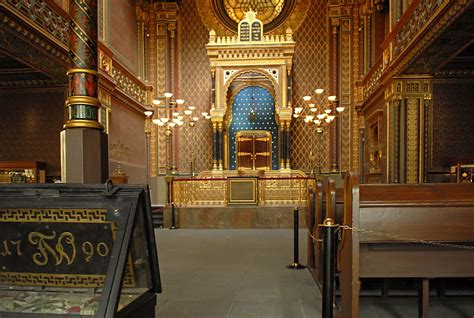 Interior Of A Synagogue panoramio photo of the synagogue interior