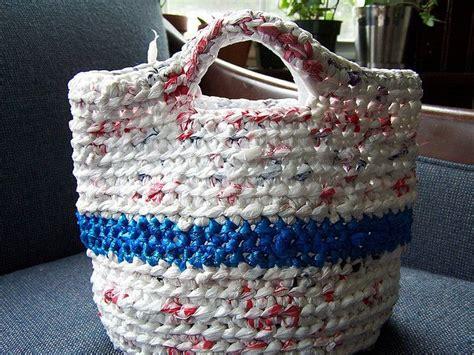 crochet pattern grocery bag free crochet patterns for plastic bags crochet pinterest