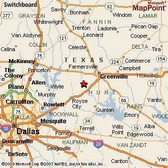 caddo texas map caddo mills texas