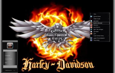 themes for windows 7 harley davidson harley davidson theme for win7 desktop themes