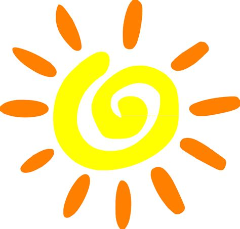 clipart sun smiling clipart cliparts co