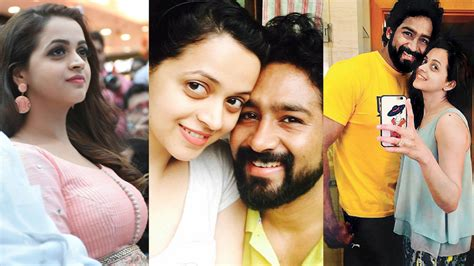 film actress bhavana engagement photos actress bhavana after engagement video