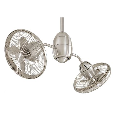 multi fan ceiling fan minka aire gyrette ceiling fan 36 quot gyro fan f302 bn