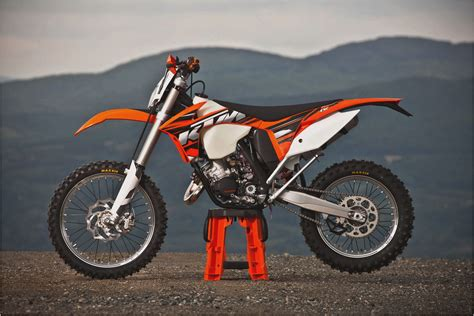 Ktm Bike Review Bike Review Ktm 125 E Xc Motorcycles Catalog With