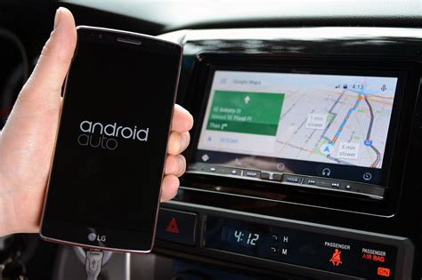 Android Auto Unit by Android Auto Aftermarket Unit And Features