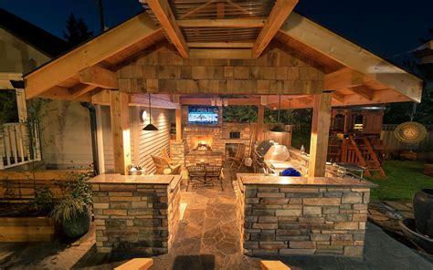Living Room Property Management Portland Or Outdoor Living Room Kitchen Paradise Restored Landscaping