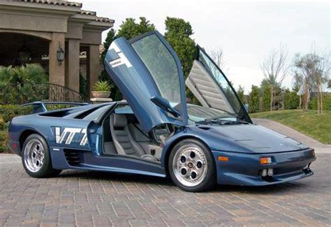 Lamborghini Diablo Vttt Lamborghini Diablo Vttt 1996 Gtplanet