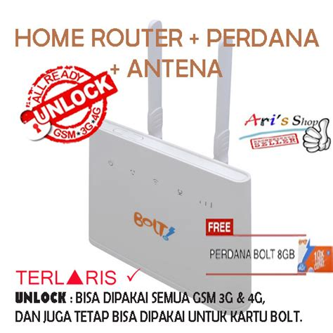 Router Bolt jual home router huawei b310 bolt 4g lte unlock gsm 3g 4g