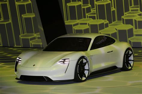 porsche mission porsche really wants the mission e to stomp tesla