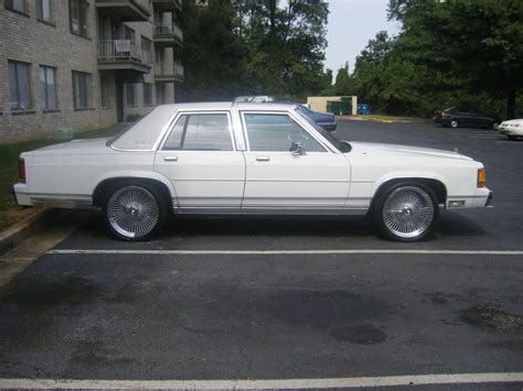 tire pressure monitoring 1985 ford ltd crown victoria windshield wipe control service manual how to remove a 1990 ford ltd crown