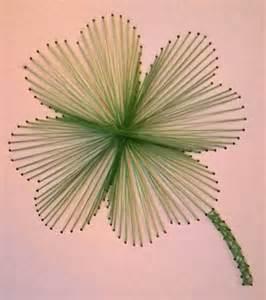 four leaf clover facebook page michaela s string art