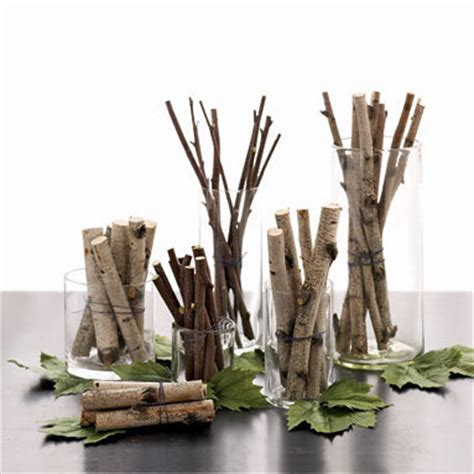 low cost centerpieces simple living 5 low cost big impact diy branch centerpieces