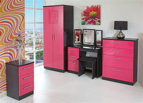 Pink Furniture by Pink Bedroom Furniture Beautiful Pink Decoration