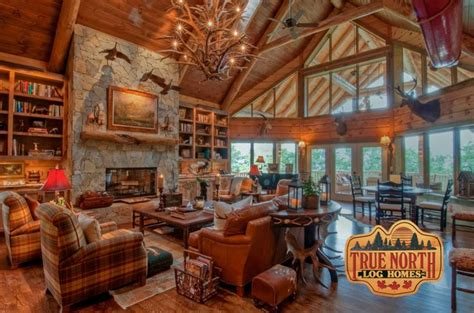 17 best images about log home interiors on