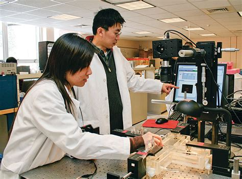Mba Biomedical Engineering by Wei Sun And Thuy Pham Uconn Today