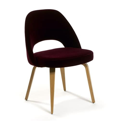 Knoll Chair by Shop Knoll Saarinen Executive Chairs With Wood Legs