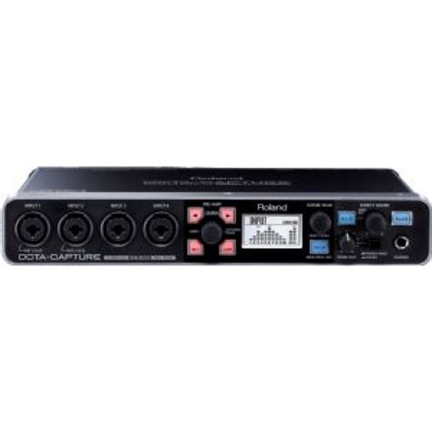 Usb Audio Capture roland ua101 octa capture usb audio interface audio interface audio card roland at